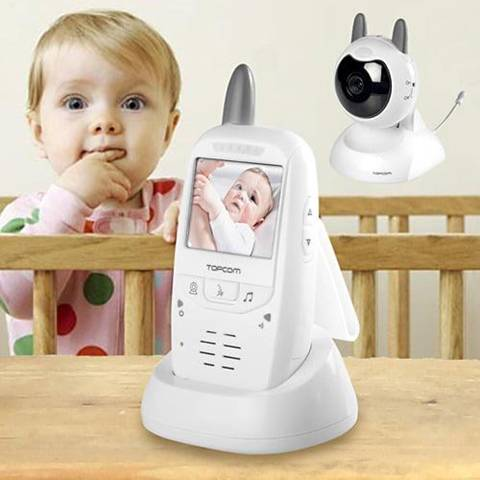 Topcom KS-4240 Digital baby video monitor