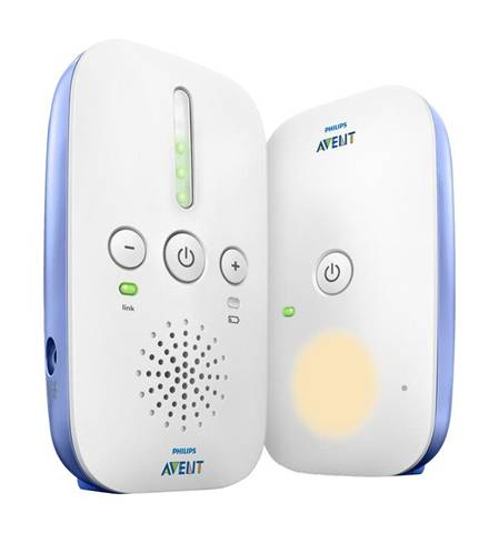 Philips AVENT Audio Monitors Baby Monitor DECT SCD501/00