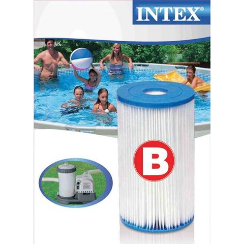 Filtro A Cartuccia Ricambio Pompa Pulizia Piscina Filtro B 59905 Intex 29005