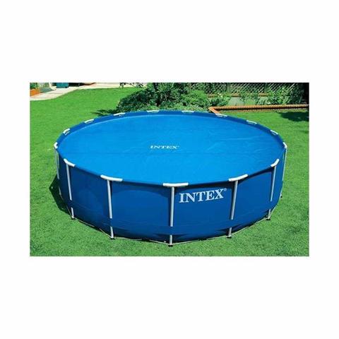 Intex 29024 Telo Termico Per Piscina Easy Frame 59956 488cm Piscine