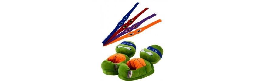 Mutant Teenage Mutant Ninja Turtles Tartarughe Slippers Characters Size 32 34 United Labels