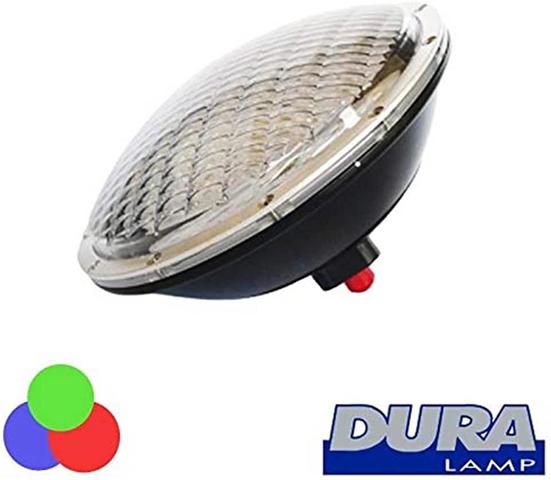 PAR56 Lampada Piscina LED 20W RGB 12V IP68 Cambia Colore - RGB Color