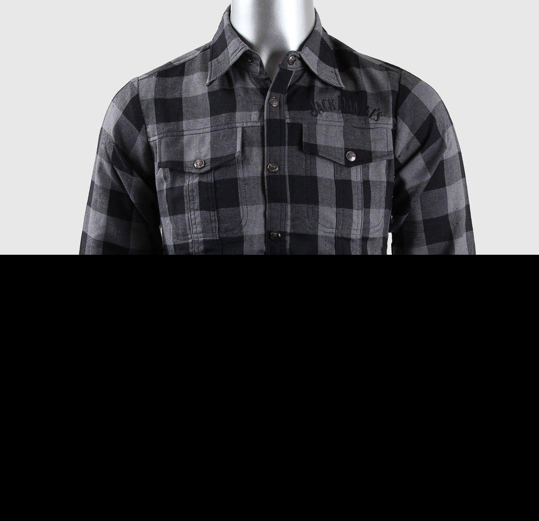 Camicia Jack Daniel's a Quadri