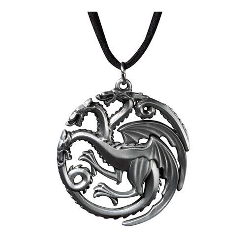 Il Trono di Spade: Ciondolo Targaryen