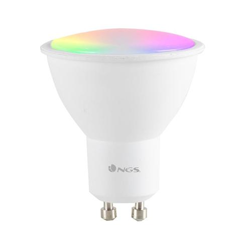 NGS GLEAM 510C Lampadina intelligente Bianco Wi-Fi 5 W