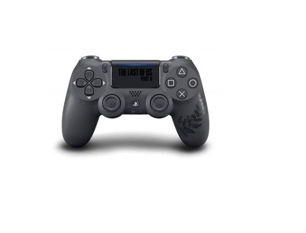 Sony Dualshock 4 Limited edition: The Last of Us 2 (PS4) Gamepad PlayStation 4 Analogico/Digitale Bluetooth/USB Nero