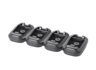 Zebra SAC2100-4000CR Caricabatterie per dispositivi mobili Interno Grigio