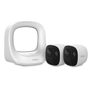 Imou Cell Pro (1HUB + 2 Cameras) Telecamera di sicurezza IP Esterno Soffitto/muro 1920 x 1080 Pixel