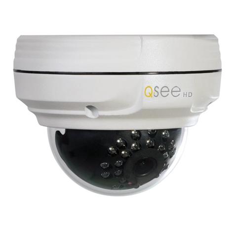 Q-See QTN8032D Telecamera di sicurezza IP Interno e esterno Cupola Bianco 1920 x 1080Pixel telecamera di sorveglianza