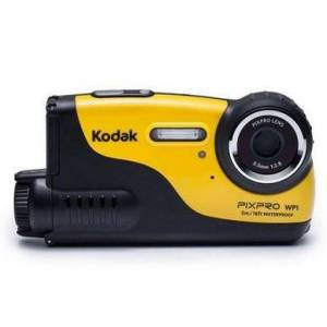 "Kodak WP1 fotocamera per sport d'azione HD-Ready CCD 16,44 MP 25,4 / 2,3 mm (1 / 2.3"") 130 g"