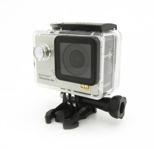 Easypix GoXtreme Vision 12MP 4K Ultra HD Wi-Fi fotocamera per sport dazione