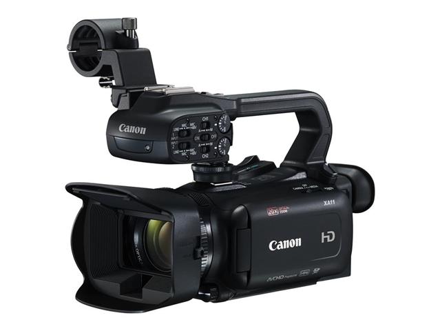 Canon XA 11 3,09 MP Videocamera palmare Nero Full HD