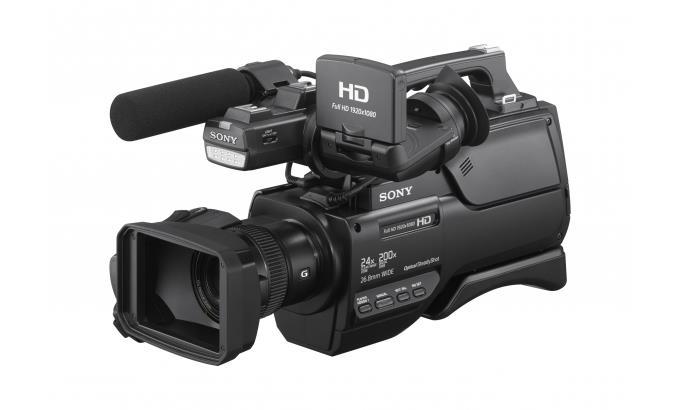 Sony HXR-MC2500E videocamera 6,59 MP CMOS Shoulder camcorder Nero Full HD