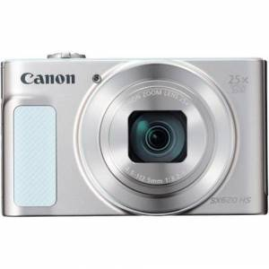 """Canon Fotocamera compatta Canon PowerShot SX620 HS 20.2MP 1 2.3"""" CMOSBianco"""