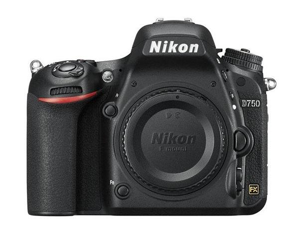 Nikon D750 Corpo della fotocamera SLR 24,3 MP CMOS 6016 x 4016 Pixel Nero