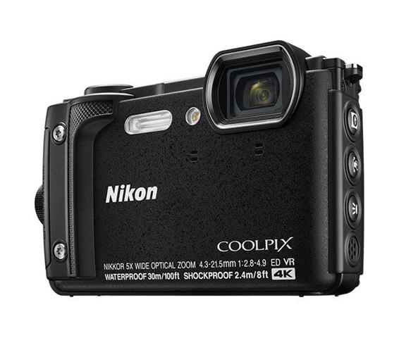 Nikon COOLPIX W300 Fotocamera compatta 16MP 1/2.3 CMOS 4608 x 3456Pixel Nero
