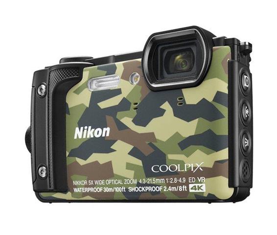 Nikon COOLPIX W300 Fotocamera compatta 16 MP 1/2.3 CMOS 4608 x 3456 Pixel Mimetico