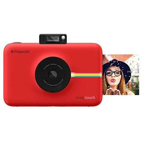 Polaroid Snap Touch fotocamera a stampa istantanea 50,8 x 76,2 mm Rosso
