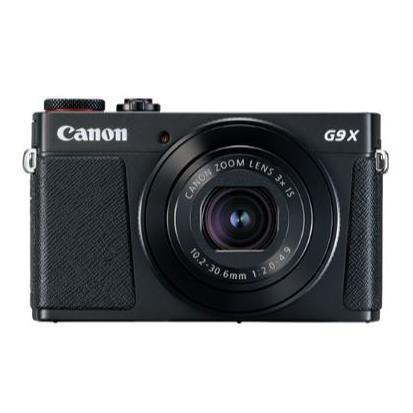 Canon Fotocamera compatta Canon PowerShot G9xMark II 20.1MP 1 CMOS Nero