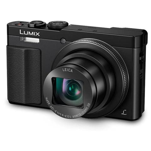 Panasonic Lumix DMC-TZ70 Fotocamera compatta 12.1MP 1/2.3 MOS 4000 x 3000Pixel Nero