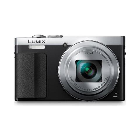Panasonic Lumix DMC-TZ70 Fotocamera compatta 12.1MP 1/2.3 MOS 4000 x 3000Pixel Nero, Argento