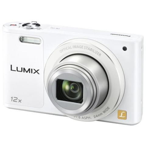 Panasonic Fotocamera compatta Panasonic Sz10 Lumix Bianca