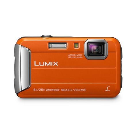 Panasonic Fotocamera compatta Panasonic Lumix DmC Ft30 Arancione