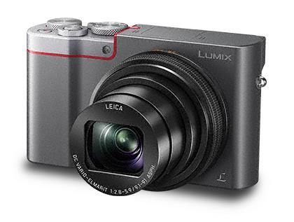 Panasonic Lumix DMC-TZ101 Fotocamera compatta 20,1 MP MOS 5472 x 3648 Pixel 1