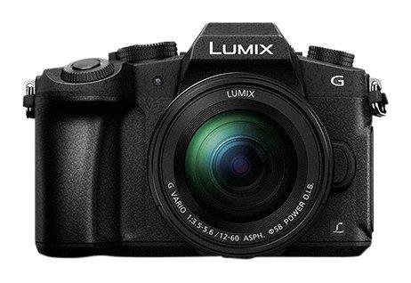 Panasonic Fotocamera mirrorless Panasonic Lumix DMC-G80M 16MP Live MOS 4592 x 3448Pixel Nero
