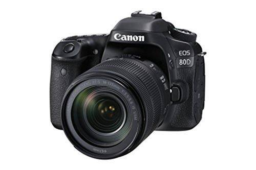 Canon EOS 80D Kit (18-135)