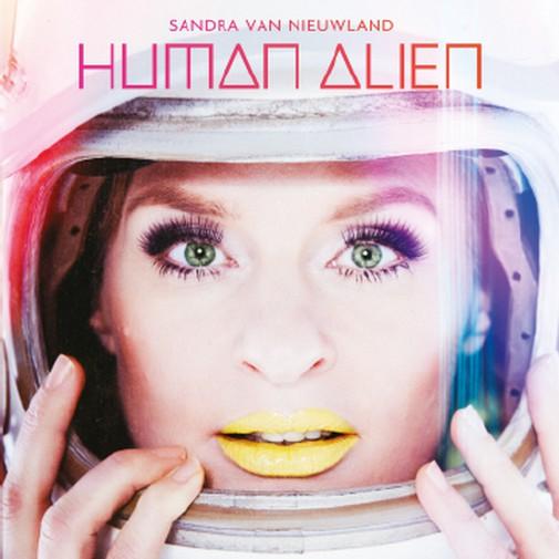 Human Alien (Coloured Vinyl) Sandra Van Nieuwland