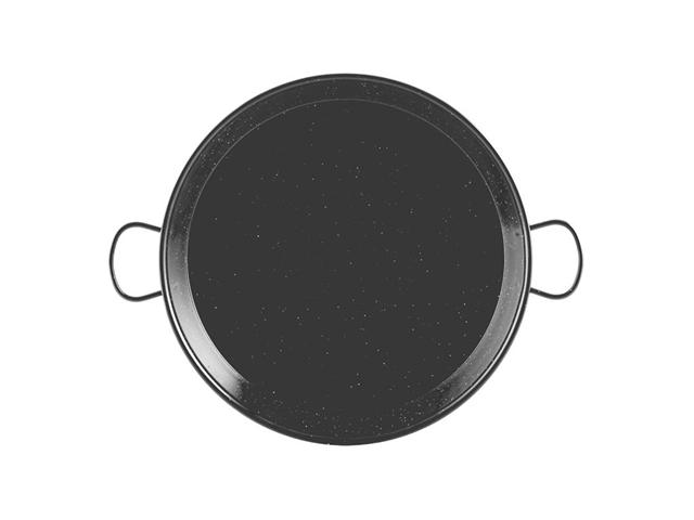VAELLO Paellera ferro smaltato cm46 Pentole e preparazione cucina