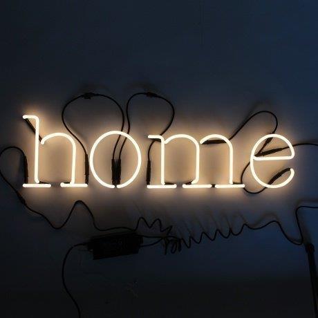 Seletti Scritta Home Neon