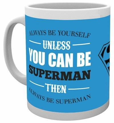 Tazza Superman. Be Yourself