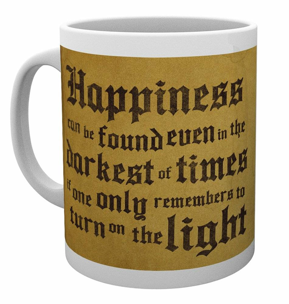 Tazza Harry Potter. Happiness Can Be