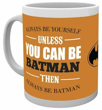 Tazza Batman. Be Yourself