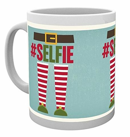 Tazza Christmas. Selfie