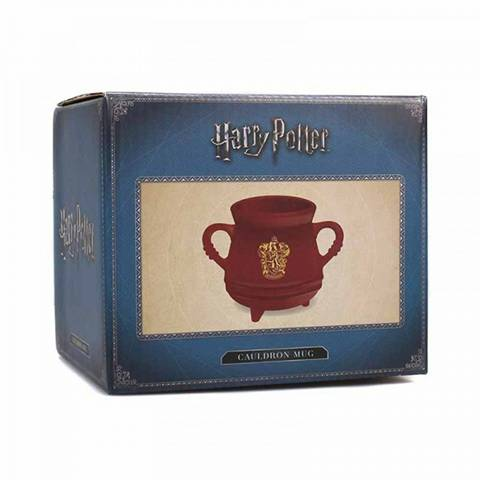 Tazza 3D Harry Potter Calderone Grifondoro. Gryffindor Cauldron