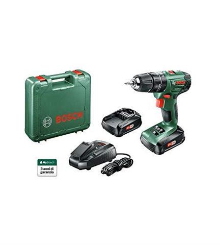 Bosch Trapano battente avvitatore + zainetto Bosch