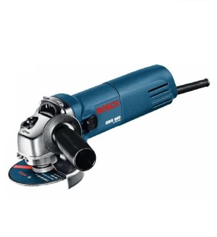 Bosch Minismerigliatrice Angolare Gws 660 Bosch Flex Disco 115Mm 660W Professionale