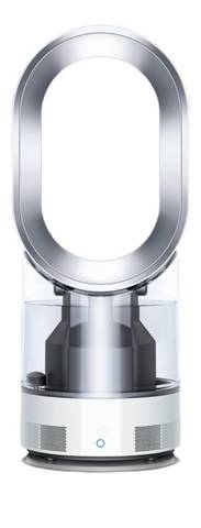 Dyson AM10 umidificatore 3 L 55 W Argento, Bianco