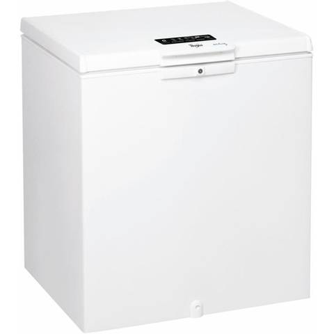 Whirlpool WHE 20112 congelatore Libera installazione A pozzo Bianco 167 L A++