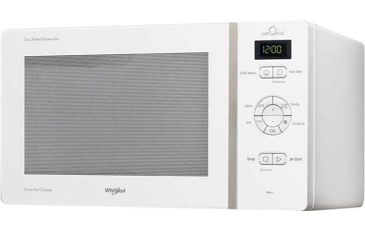 Whirlpool MCP 347 WH Piano di lavoro Microonde combinato 25 L 800 W Bianco