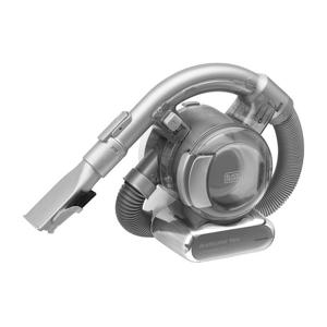 Black & Decker PD1820L aspiratore portatile Senza sacchetto Cromo