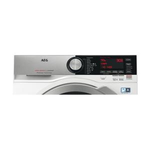 AEG L7FEC146 lavatrice Libera installazione Caricamento frontale Grigio, Bianco 10 kg 1400 Giri/min A+++-30%