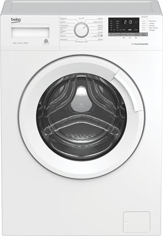 Beko WUX71232WI lavatrice Libera installazione Caricamento frontale Bianco 7 kg 1200 Giri/min A+++-10%