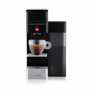 Illy 60202 macchina per caffè Libera installazione Macchina da caffè con filtro Nero 0,9 L 10 tazze Automatica