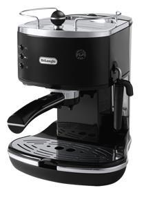 DeLonghi ECO310.BK Countertop (placement) Macchina per espresso 1,4 L Manuale