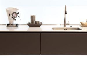 Macchina Per Il Caff Espresso Diva Di Casa Bugatti Bianca