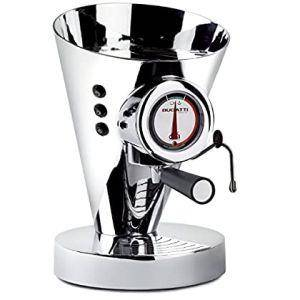 Macchina Per Il Caff Espresso Diva Evolution Di Casa Bugatti Cromata